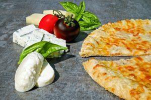 4 quesos y picante